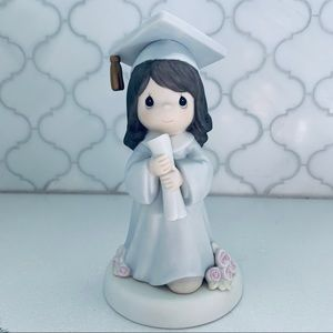 Precious Moments Vintage Girl Graduation Figurine